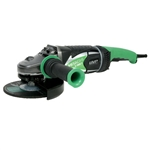 "Hitachi G18SCY 7"" Angle Grinder with User Vibration Protection Technology"