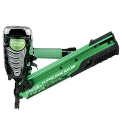 "Hitachi NR90AD   3-1/2"" Clipped Head Framing Nailer, Ultra Light 7 lbs."