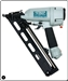 "Hitachi Nt65Ma4 2-1/2"" 15-Gauge Angled Finish Nailer w/ Air Duster"