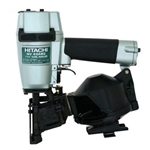 Hitachi NV45AB2S Roofing Coil Nailer Bottom load (wire collation)