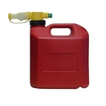 HONDA 06176-1405 NO-SPILL CAN, 2.5 Gallon Gasoline Can