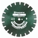 "Husqvarna 542751126 14"" Diamond Blade (Dg5 Green Concrete)"