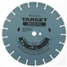 "Husqvarna 542774251 14"" (356) x .250 x 1DP - 20mm B GH Dri Disc Diamond Blade (GH5)"