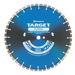 "Husqvarna 542774541 HI Series 14"" (356) x .125 x 1 DP - 20mm B Diamond Blade"