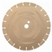 "Husqvarna 542776408 14"" (356) x .125 x 1 DP - 20mm B Diamond Blade (D15 Ductile Iron)"