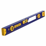 "Irwin 24"" 1050 Magnetic I-Beam Level - 1801091"