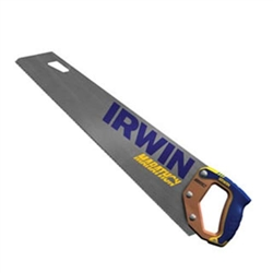 "Irwin 2011202 24"" ProTouch Fine Cut Carpenter Saw,12pt,M2,PT Handle"