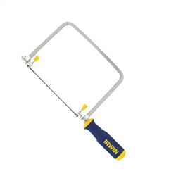 Irwin 2014400 ProTouch Coping Saw, PT Handle