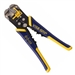 "Irwin 2078300 8"" Self-Adjusting Wire Stripper w/ProTouch Grips"