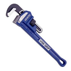 "Irwin 274102 14"" Cast Iron Pipe Wrench"
