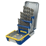 Irwin 3018002 29 Pc. Drill Bit Industrial Set Cas - Metal Twist Drilling