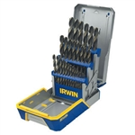 Irwin 3018005 29 Pc. Drill Bit Industrial Set Cas - Metal Twist Drilling