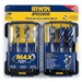 Irwin 3041006 6 Pc. Set Speedbor Max 1/2, 5/8, - Wood