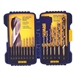Irwin 316015 Drill Bit 15 Pc. Cobalt Set - Metal Twist Drilling