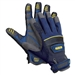 Irwin 432006 Construction Gloves With Rubberized - Worksite Products