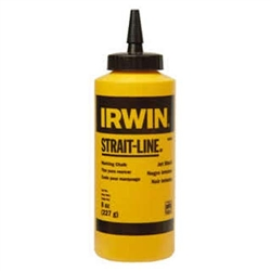 Irwin 64908 8 oz. - Black Chalk, Permanent