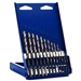 Irwin 73149 21-Piece High Speed Steel Drill Bit Sets
