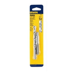 "Irwin 80334 8 Mm-1.25 Mm Tap + 17/64"" Drill - Tap Die Extraction"
