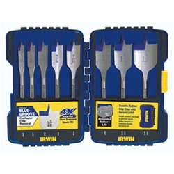 "Irwin 88898 6 Pc. Set With 6"" Qc Extension Spee - Wood"