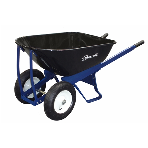 Jescraft SWK-620 Wheelbarrow Kit - Dual Wheel