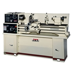 Jet 321127 GHB-1340A With ACU-RITE 200S DRO With Taper Attachment and Collet Closer