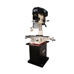 Jet 350120 JMD-18 Mill/Drill With ACU-RITE VUE DRO and X-Axis Table Powerfeed