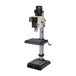 Jet 354026 GHD-20PFT, 20 Gear Head Tapping Drill Press With Powerfeed 230V, 3Ph