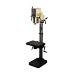 Jet 354030 J-A2608M-PF2, 20 Arboga Gear Head Drill Press With Powerfeed 220V, 3Ph
