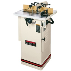 "JET JWS-22CS, 1-1/2HP Shaper, 1Ph 115/230V, 1/2"" and 3/4"" Spindle"