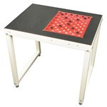 JET Downdraft Table For Deluxe XactaSaw with Legs