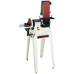 "JET JSG-96OS, 6"" x 48"" Belt / 9"" Disc Sander with Open Stand"