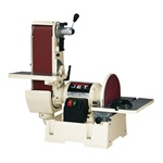 "JET JSG-6DC, 6"" x 48"" Belt / 12"" Disc Sander, 1-1/2HP, 1Ph 115/230V"