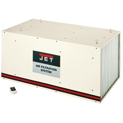 JET AFS-2000 1700CFM Air Filtration 3-Sp w/ Remote