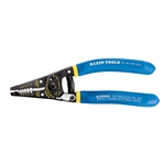 Klein Tools 11055 Klein-Kurve® Wire Stripper/Cutter  Solid and Stranded Wire