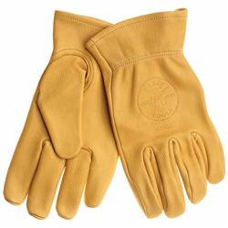 Klein Tools 40022 Deerskin Work Gloves - Large