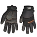 Klein 40212 Journeyman Cold Weather Pro Gloves, L