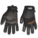 Klein 40213 Journeyman Cold Weather Pro Gloves, XL