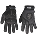 Klein 40214 Journeyman Grip Gloves, M
