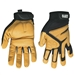 Klein 40222 Journeyman Leather Gloves Size Extra Large