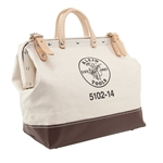 Klein Tools 5102-14 14'' (356 mm) Canvas Tool Bag