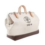 Klein Tools 5102-18 18'' (457 mm) Canvas Tool Bag