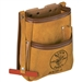 Klein Tools 5125L 5-Pocket Tool Pouch - Leather