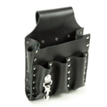 Klein Tools 5127T 6-Pocket Tool Pouch - Tunnel Loop