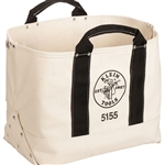 Klein Tools 5155 17'' (432 mm) Canvas Tool Bag
