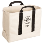 Klein Tools 5156 19'' (483 mm) Canvas Tool Bag