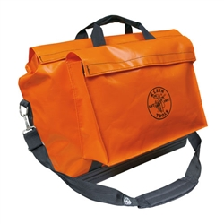 Klein Tools 5181ORA Vinyl Equipment Bags (Orange)