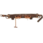 Klein Tools 5282N-25D Standard Full-Floating Body Belt  Style No. 5282N