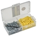 53729 - Klein Conical Anchor Kit 100 Fasteners w/ Bit