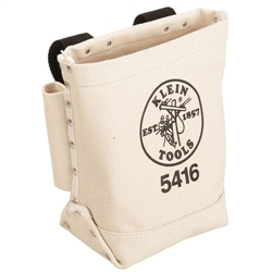 Klein Tools 5416 Bull-Pin and Bolt Bag - Canvas
