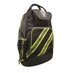 Klein Tools 55597 Tradesman Pro High Visibility Backpack